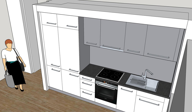 Küche Planung