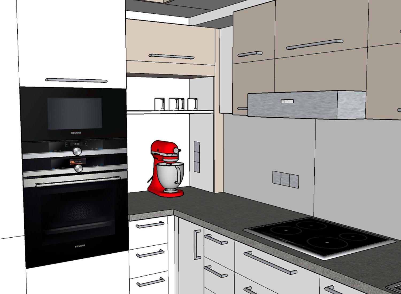 L Küche Planung